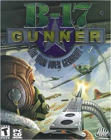 B-17  Gunner Air War Over Germany