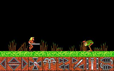 Barbarian - Screenshot - Gameplay