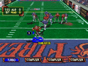 Kurt Warner's Arena Football Unleashed - Screenshot - Gameplay