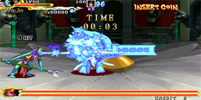 Oriental Legend 2 - Screenshot - Gameplay