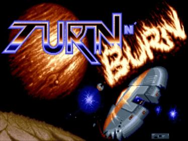 Turn n' Burn - Screenshot - Game Title