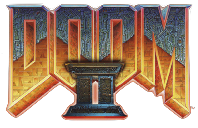 DOOM II - Clear Logo