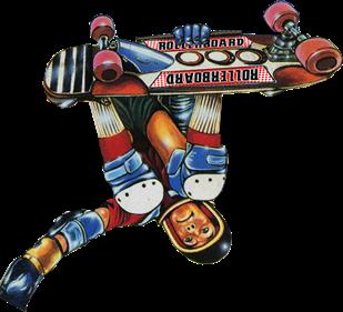 Rollerboard - Clear Logo