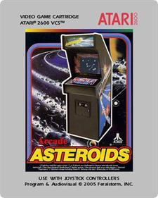 Arcade Asteroids