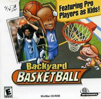 Backyard Basketball 2001