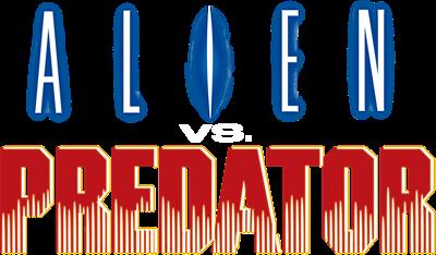 Alien vs. Predator - Clear Logo