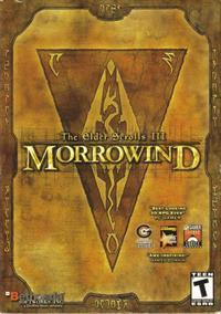 The Elder Scrolls III: Morrowind - Box - Front