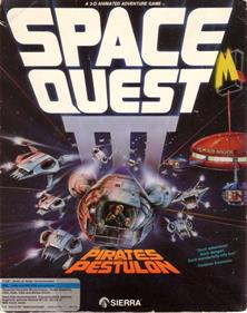 Space Quest III Pirates Of Pestulon