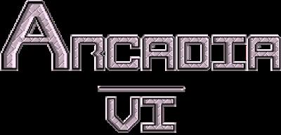 Arcadia VI - Clear Logo