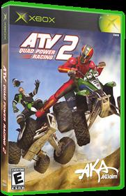 ATV Quad Power Racing 2 - Box - 3D