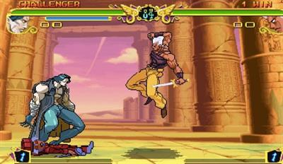 JoJo's Bizarre Adventure: Heritage for the Future - Screenshot - Gameplay