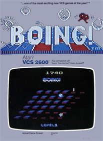 Boing! - Box - Front