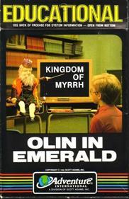 Olin in Emerald: Kingdom of Myrrh