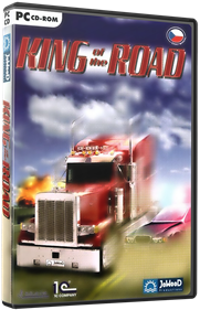 King of the Road - Box - 3D
