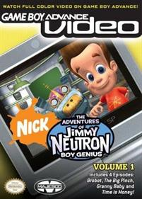 The Adventures of Jimmy Neutron Boy Genius: Volume 1