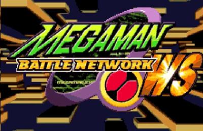 Rockman EXE WS - Screenshot - Game Title