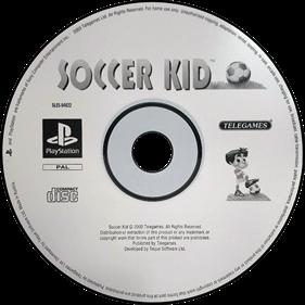 Soccer Kid - Disc