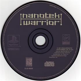 Nanotek Warrior - Disc