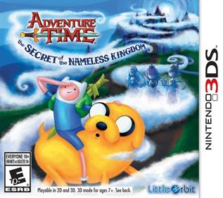 Adventure Time: The Secret of the Nameless Kingdom