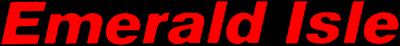 Emerald Isle  - Clear Logo