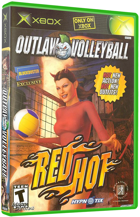 Amazon.com: Outlaw Volleyball: Spike or Die: Video Games