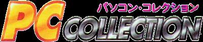 Pasokon Korekushon - Clear Logo