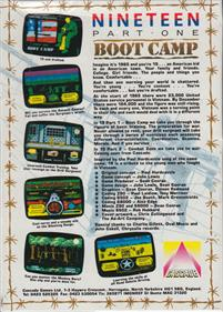 19 Part One: Boot Camp - Box - Back