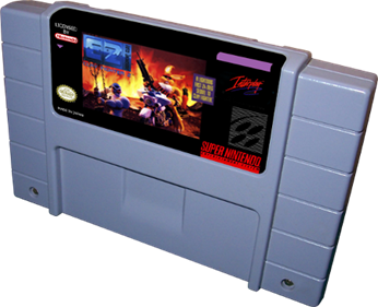 C2 Judgment Clay: Clay Fighter 2 - Cart - 3D