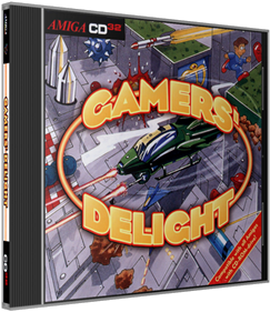 Gamers' Delight - Box - 3D