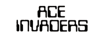 Ace Invaders - Clear Logo