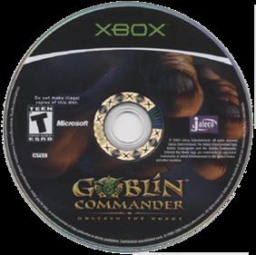 Goblin Commander: Unleash the Horde - Disc
