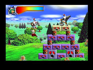 Mischief Makers - Screenshot - Gameplay