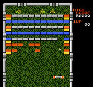 Arkanoid - Screenshot - Gameplay