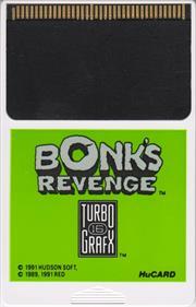 Bonk's Revenge - Cart - Front