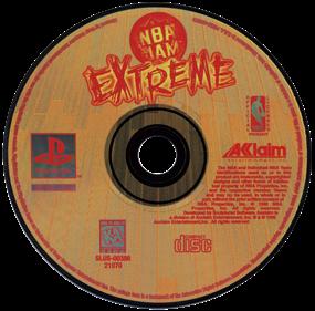 NBA Jam Extreme - Disc