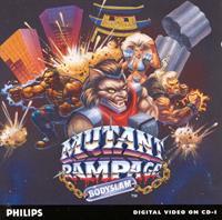 Mutant Rampage: Bodyslam