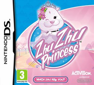 Magical ZhuZhu Princess: Carriages & Castles