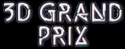 3D Grand Prix - Clear Logo