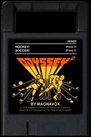 Hockey / Soccer - Cart - Front
