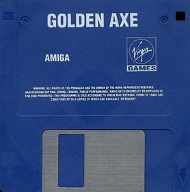 Golden Axe - Disc