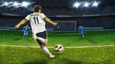 Super Soccer - Fanart - Background