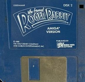 Who Framed Roger Rabbit - Disc