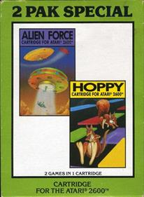 2 Pak Special Green: Alien Force / Hoppy
