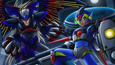 Mega Man X: Command Mission - Fanart - Background