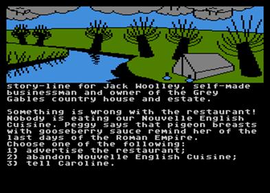 The Archers - Screenshot - Gameplay