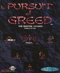 In Pursuit of Greed