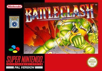 Battle Clash - Box - Front