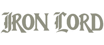 Iron Lord - Clear Logo