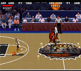 College Slam - Screenshot - Gameplay