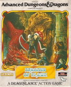 Dragons of Flame - Box - Front